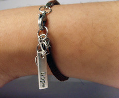 Paper Love 4 Photos | Suede Hope Bracelet 01 | 320