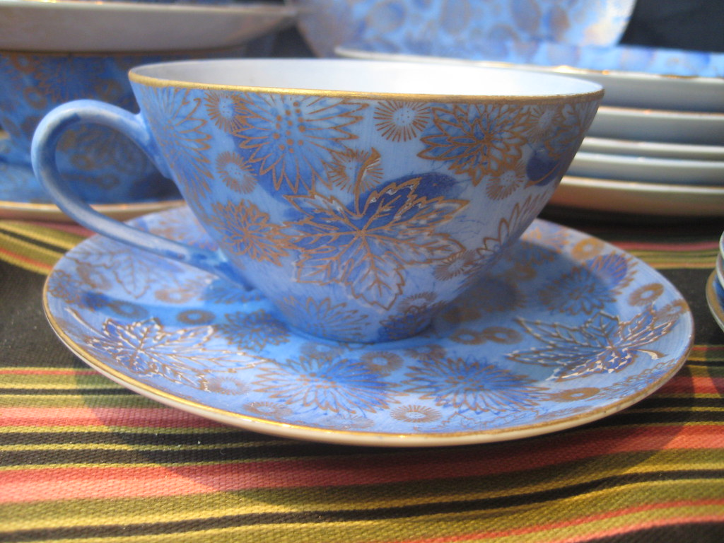 Dorothy C. Thorpe China Set