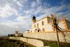 Killantringan Lighthouse (disused) - north of Portpatrick