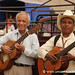 Guatemalan Musicians at the Market - Antigua, Guatemala