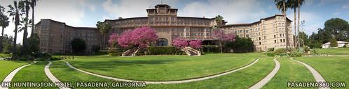 The Huntington Hotel, Pasadena, CA