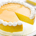Mango and Honey Flan