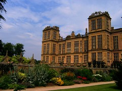 Hardwick Hall in Derbyshire