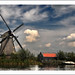 Last postcard (so far!)... from Kinderdijk!!