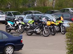 auf dem Parkplatz abgestellt von tuxbrother auf Flickr