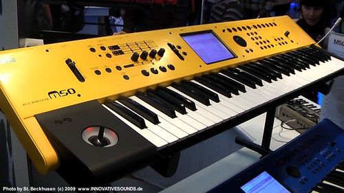 Korg MS 50 Workstation by Stefan Beckhusen