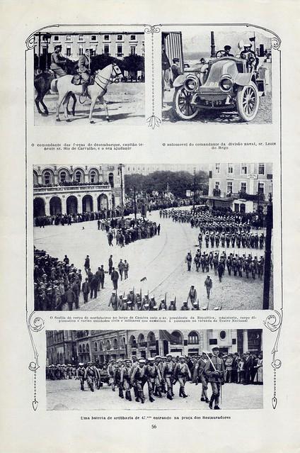 Ilustração Portugueza, No. 543, July 17 1916 - 21