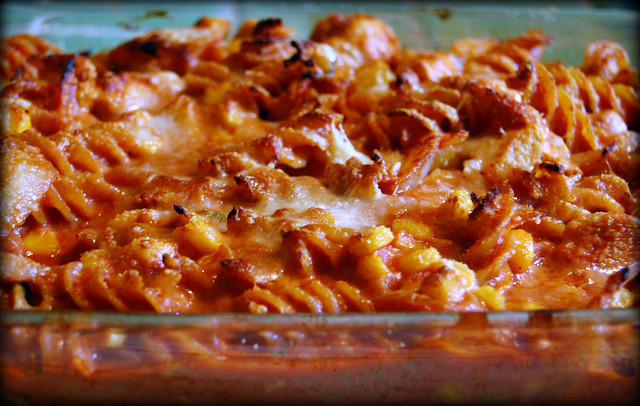 Chilli Chicken Pasta Bake | Flickr - Photo Sharing!