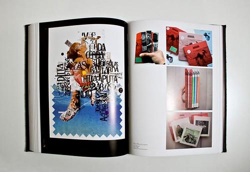 graphic design photo portfolio book