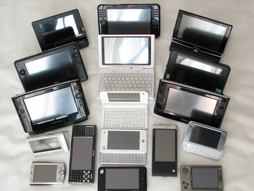 17 Mobile Computing Devices