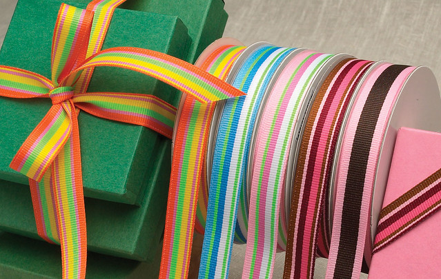 Multi Colored Ribbons | Flickr - Photo Sharing!