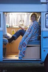 loving the camper van