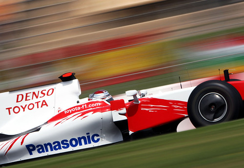 2009 Spanish Grand Prix // Qualifying