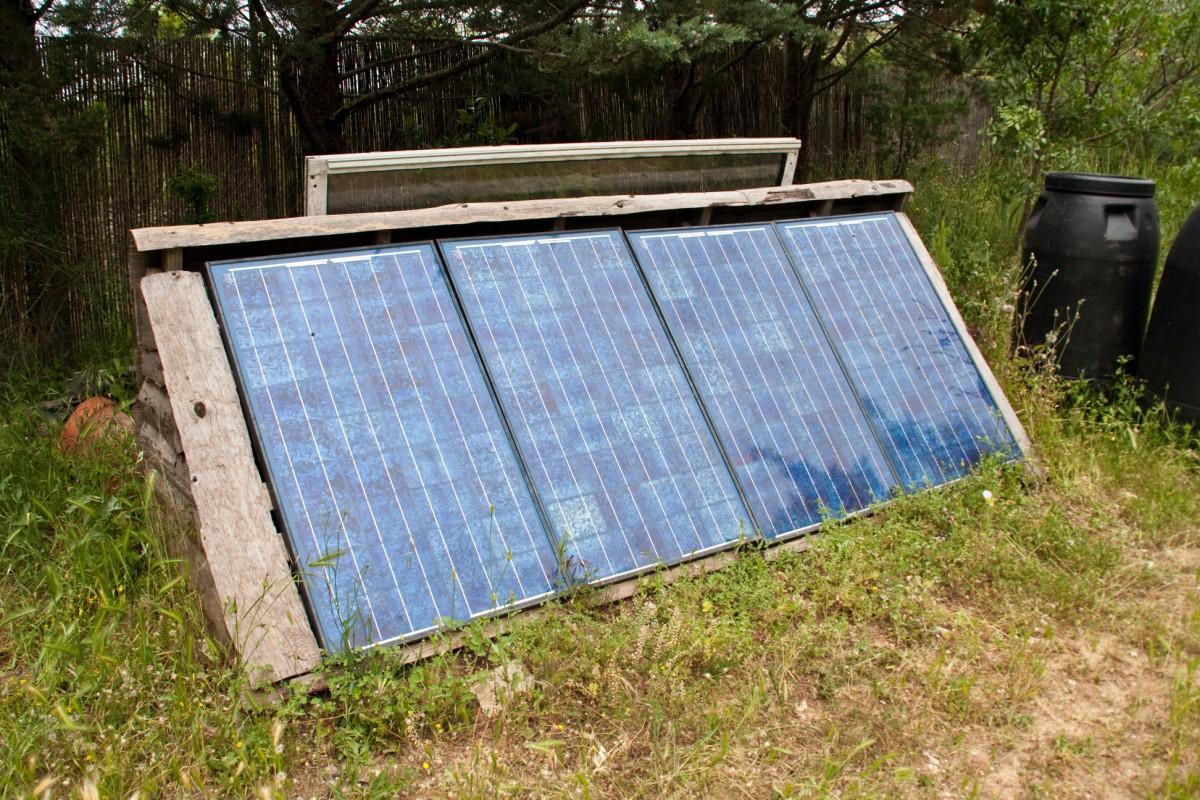 La maison autonome au bord du lac 15 flickr photo sharing - Constructeur maison autonome en energie ...