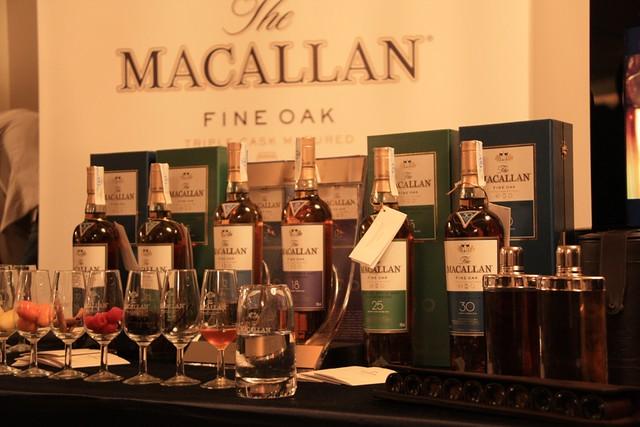 Expositor de Macallan