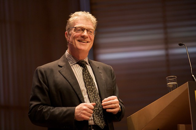 Sir Ken Robinson @ The Creative Company Conference