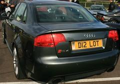 automobile(1.0), automotive exterior(1.0), audi(1.0), executive car(1.0), family car(1.0), wheel(1.0), vehicle(1.0), audi rs 4(1.0), automotive design(1.0), mid-size car(1.0), audi a4(1.0), bumper(1.0), sedan(1.0), land vehicle(1.0), luxury vehicle(1.0), vehicle registration plate(1.0), sports car(1.0),