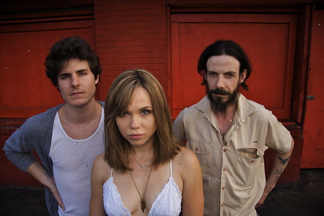 Marc Senter, Amanda Fuller and ...