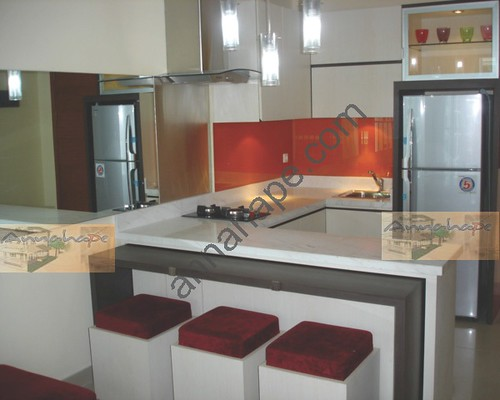 Kitchen set koleksi desain foto kitchen set terbaru for Design kitchen set modern