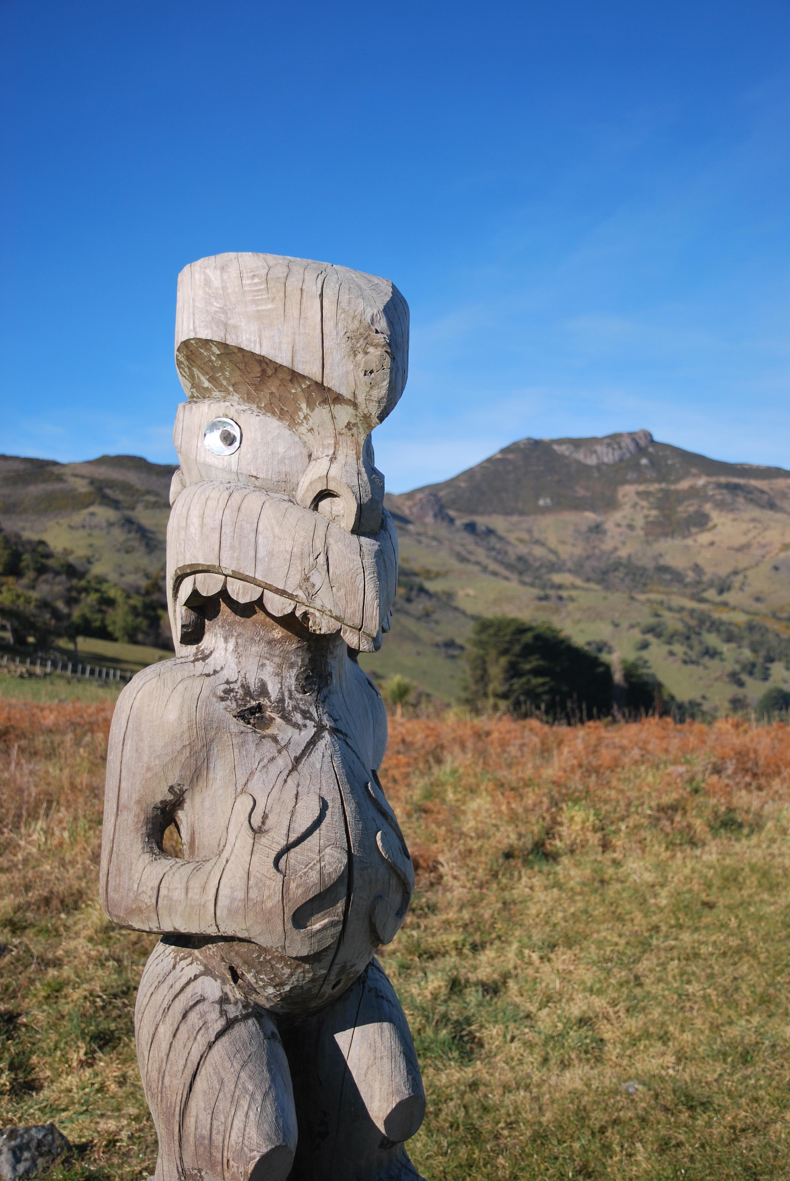 Akaroa - Banks Peninsula - South Island - New Zealand
