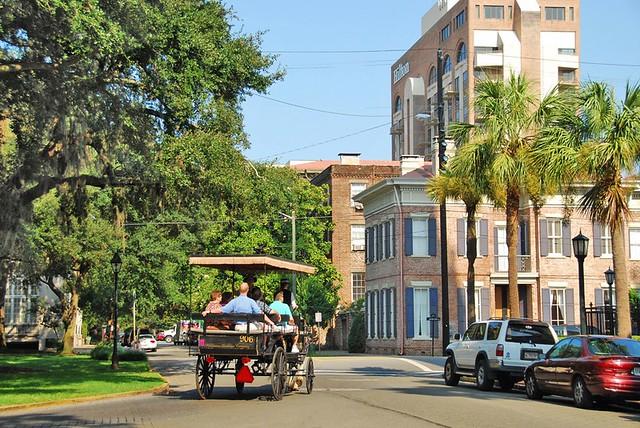 Street, Savannah, GA