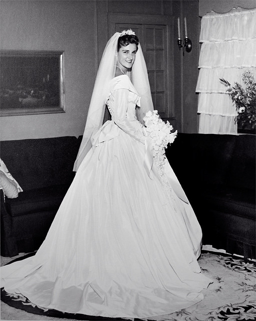 Wedding dress 1960 flickr photo sharing Wedding dress 1960
