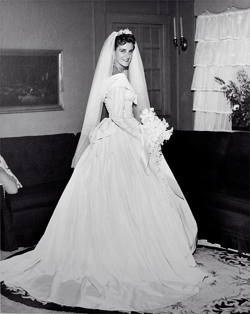 wedding dress 1960 flickr photo sharing
