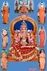 Sathguru Shrimath Santhananda Swamigal with Matha Bhuvaneswari
