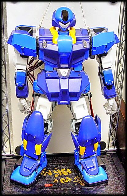 February 25, 2009: Wonderful Robot Carnival