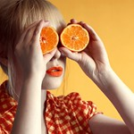 Catchy Colors: Orange