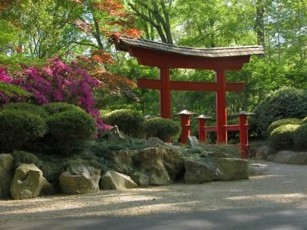 Japanese Gardens - Birmingham Botanical Gardens