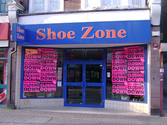 Soft Shoe Shuffle to Oblivion