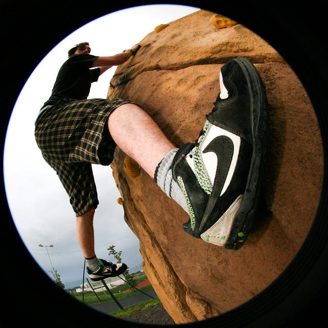 Nike Rock Climbing Shoes