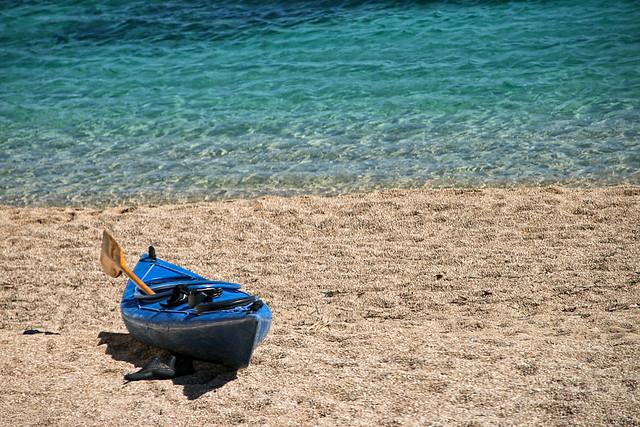 пляж в монако