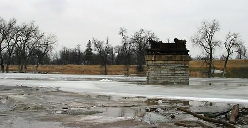 Old Rail Bridge Pivot
