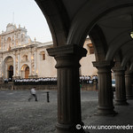 San Jose Cathedral and Arches - Antigua, Guatemala