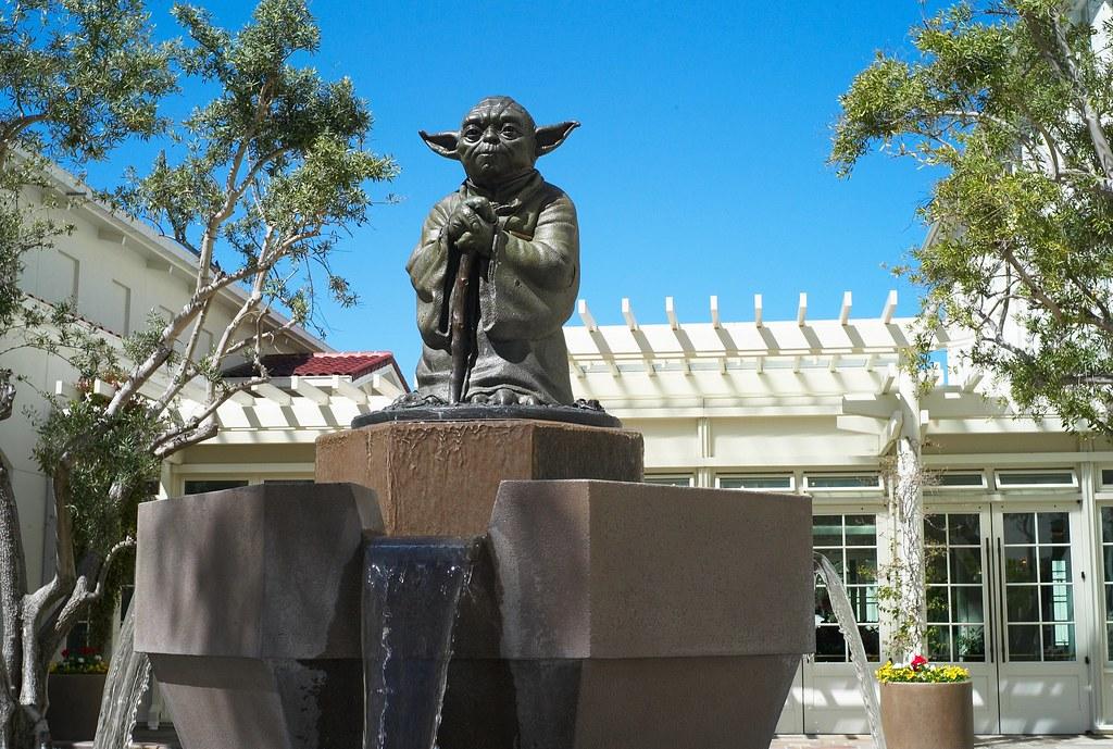 Fuente Yoda