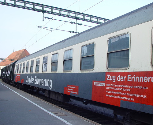 Zug der Erinnerung - Konstanz