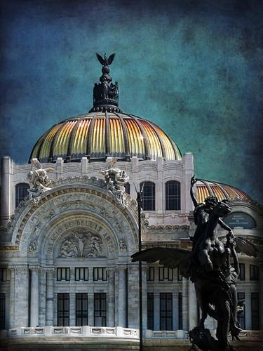 Palacio de Bellas Artes - MÉXICO