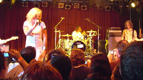 2008-12-08 - Letters to Cleo @ the Paradise - Casio 113