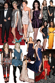 Costume Institute Gala 2009...all in Marc Jacobs's design...and Nina Ricci