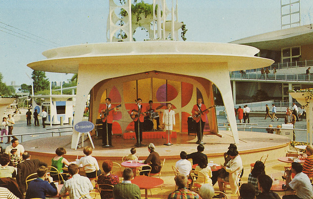 Tomorrowland Terrace Stage