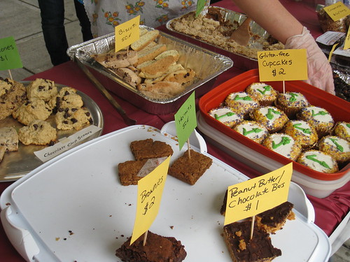 Ithaca's Vegan Bake Sale