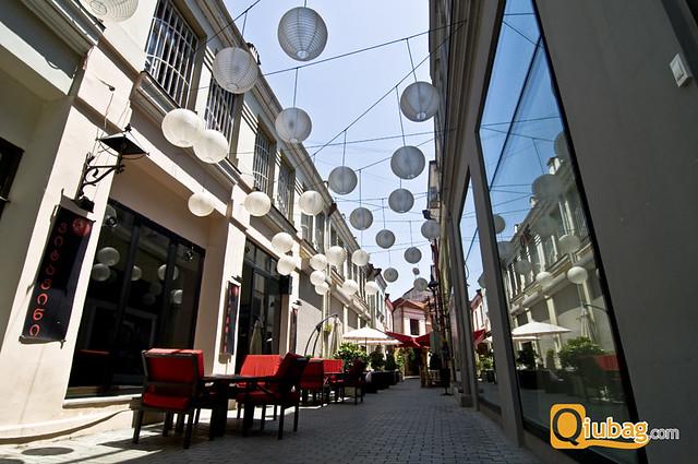 Tbilisi - ulica europejska
