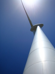 Generic wind turbine photo