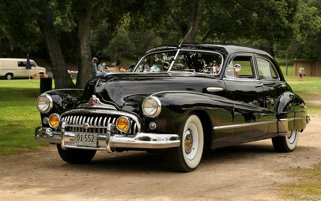 1947 buick roadmaster black fvl flickr photo sharing. Black Bedroom Furniture Sets. Home Design Ideas
