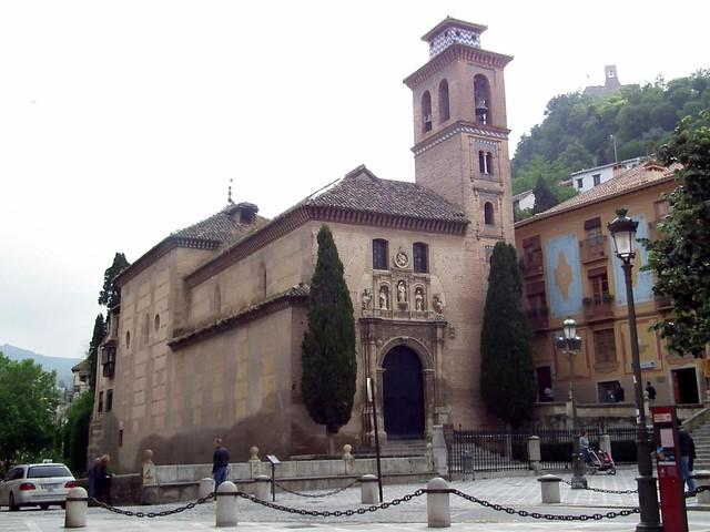 Granada iglesia santa ana flickr photo sharing - Santa ana granada ...