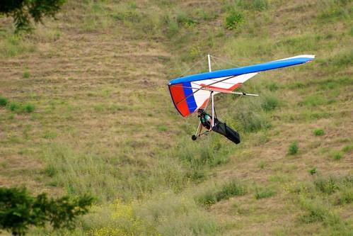 Hang Glider at Ed Levin Park