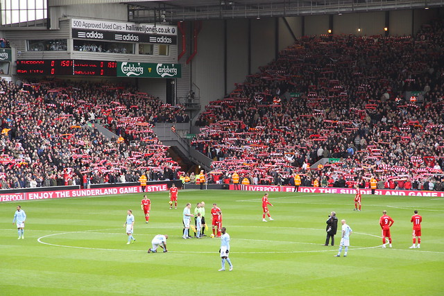 Liverpool vs Man City | Flickr - Photo Sharing!