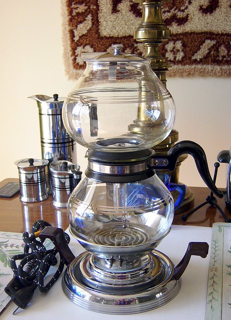 Vacuum Coffee Maker How To Use : 3334649617_6e75700854_z.jpg